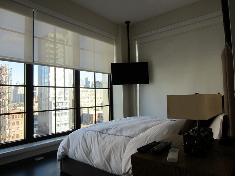 Motorized Shades Systems. Shades For Large WIndows