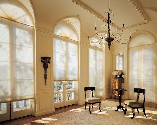 window cellular shade