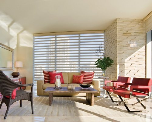 Sheer Shades By Hunter Douglas