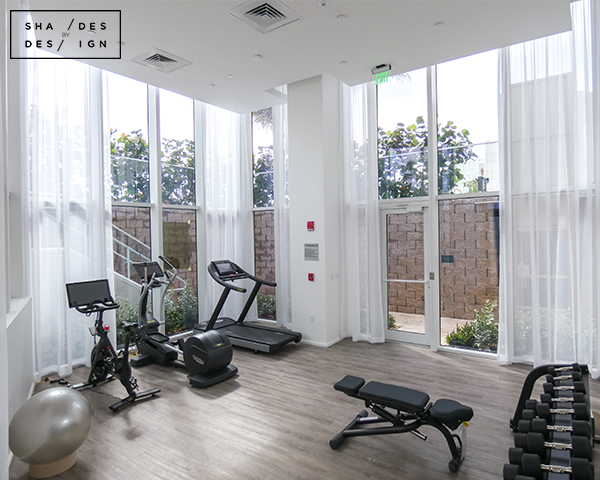 3550 S Bayshore BLVD- Gym