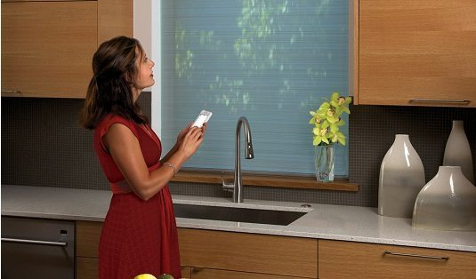 motorized Hardwired Window Treatments