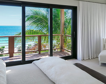 Bahamas window treatments