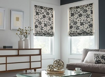 Child Safe Motorized Shades