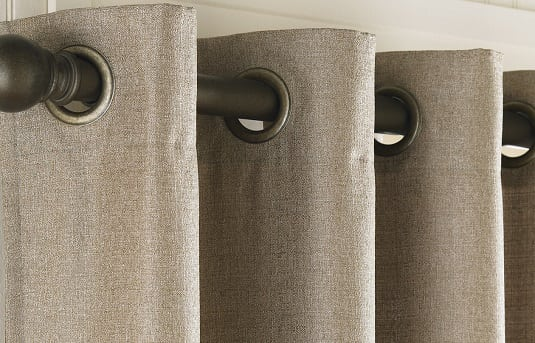 Grommet Curtains and Drapes