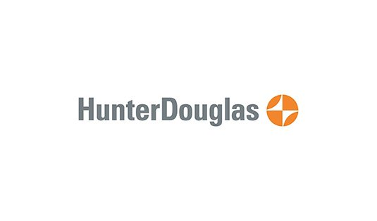 Hunter Douglas motorized window treatments