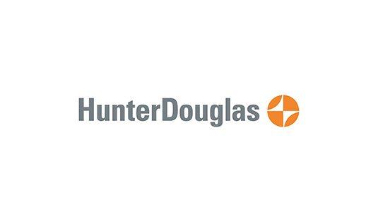 Hunter Douglas motorized window treatments
