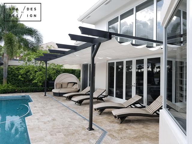 infinity canopy sliding panels