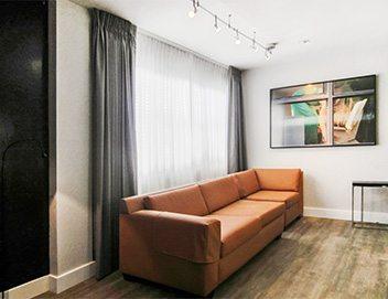 Luxury Hotel Window Treatments