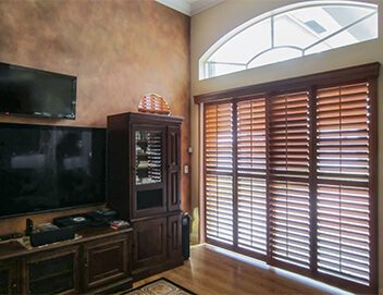 Pembroke Pines Wood Shutters