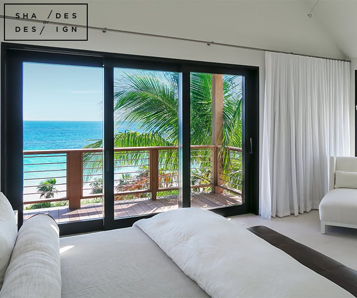 Bahamas Window Shades Curtains Bahamas Private Residence