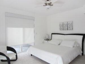 Motorized Dual Shades- Luxury Condo Miami