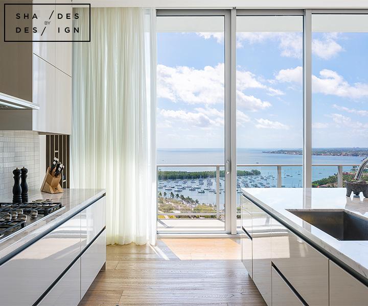 Motorized Shades And Drapery Inspiration Miami Fl Window