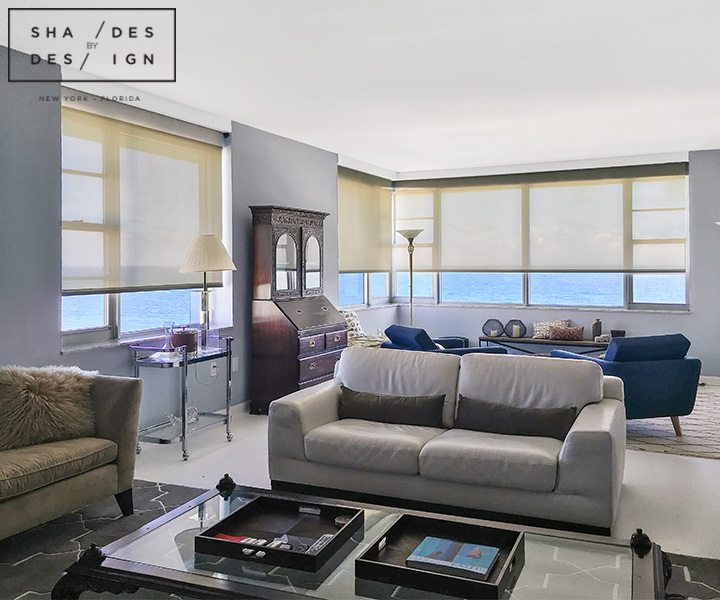 Miami motorized window treatments