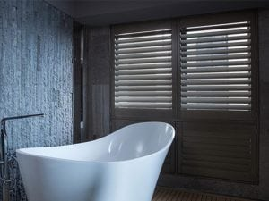 Normans wood-composite shutters