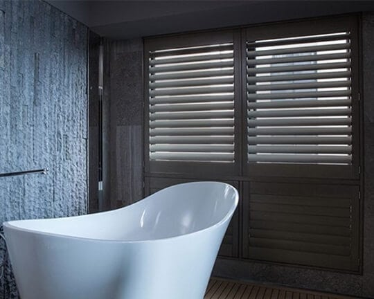 Norman Hardwood Shutters Pheonix Wood