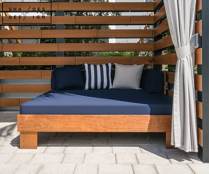 Outdoor Custom Cushions