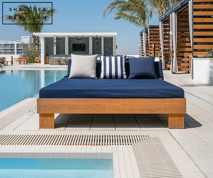Outdoor Custom Daybed