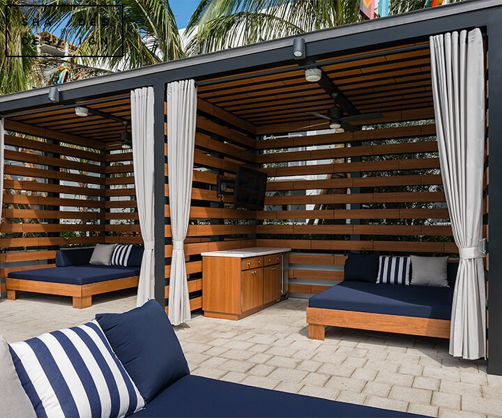 Miami Outdoor Sheers