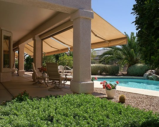 Retractable Awnings in miami