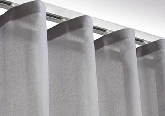 Ripple Fold drapes