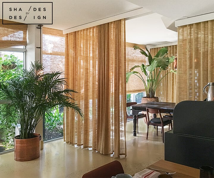 Commercial Sheer Curtains