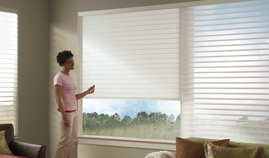 Battery Powered motorization Window Treatments