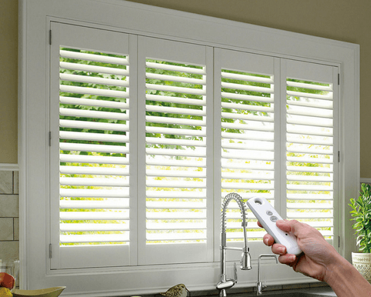 Somfy Motorization shutters