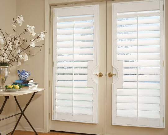Special Shape Wood Shutters