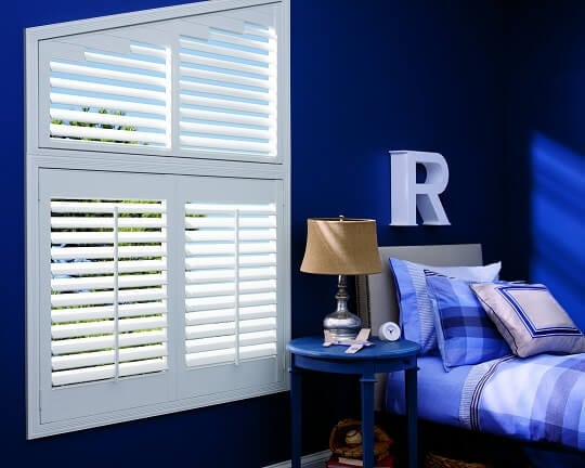 Speciality Shapes Polysatin Shutters