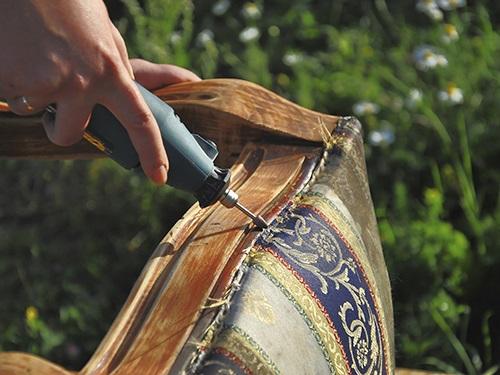 Upholstery service image florida