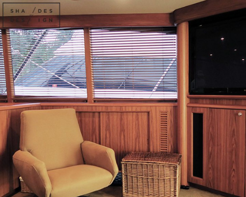 boat window treatments