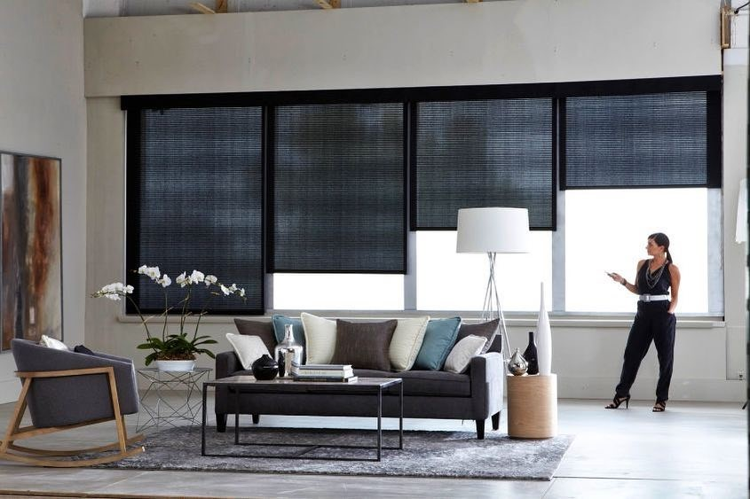 connect motorized window treatments to IFTTT