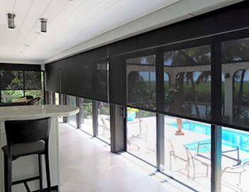 Lutron Shades Key Largo