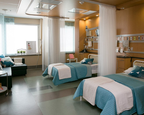 miami hospital window treatments