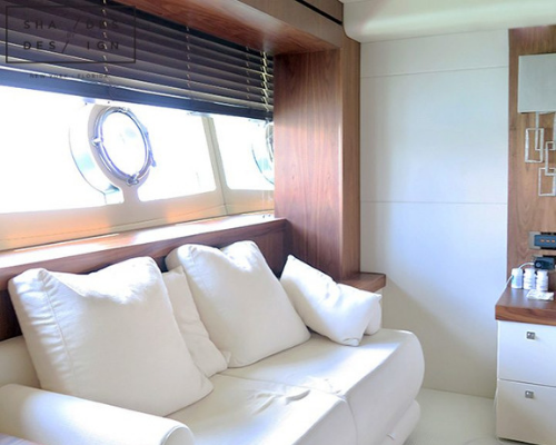 shades and blinds for yacht