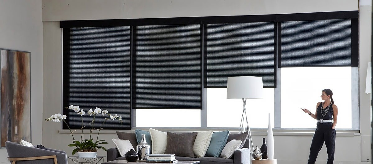 smart window treatments miami