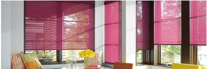 solar shades fabric color