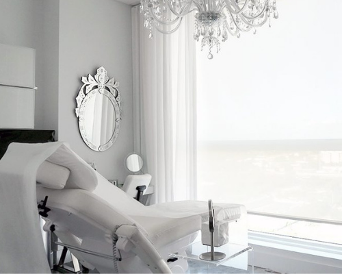 window curtains for dentist